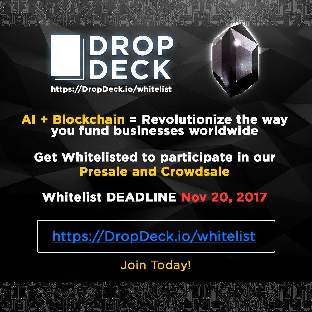 drop deck ico