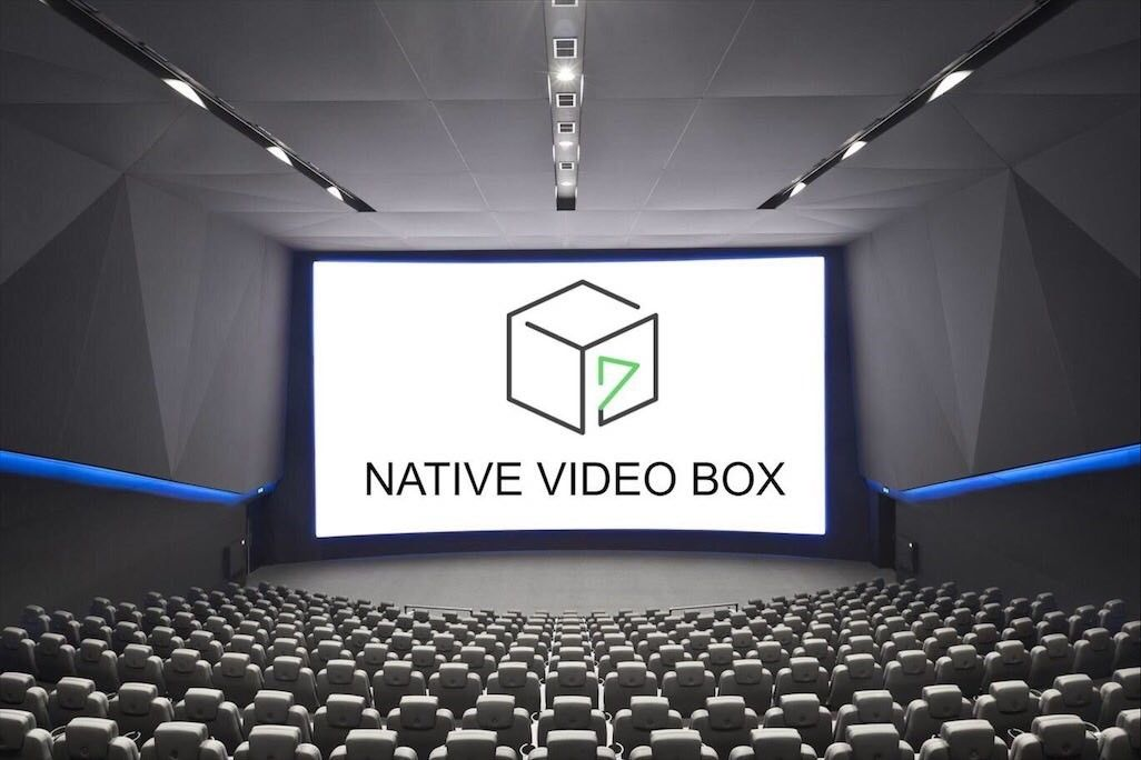 native video box token sale information
